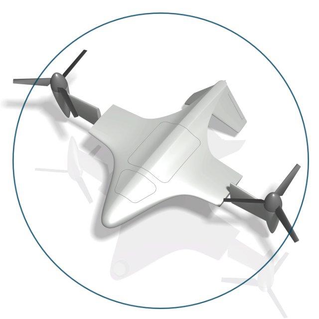 UAV airframe