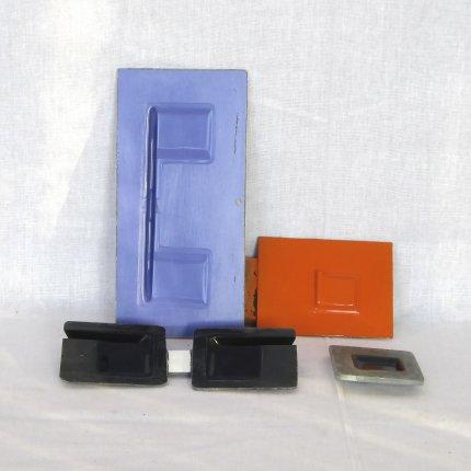 Стеклопластиковая матрица, изделие из стеклопластика, мастер-модель